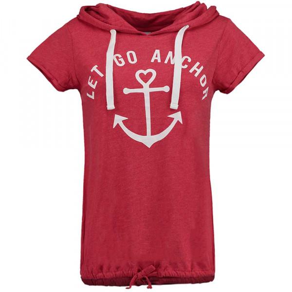 Sublevel Damen T-Shirt Anchor