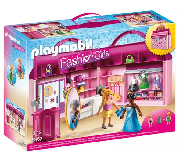 Playmobil - Modeboutique zum Mitnehmen