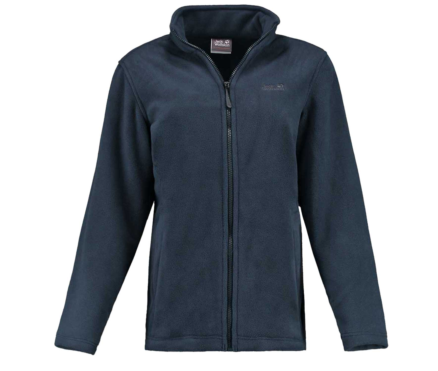 the latest f45a0 5ef8e Jack Wolfskin Damen Fleecejacke Tavani | Jacken & Westen ...