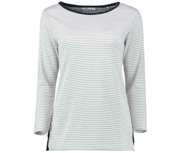 Julia Brown Damen Sweatshirt gestreift