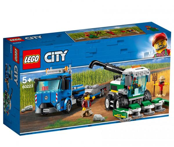 60223 LEGO® City Transporter für Mähdrescher