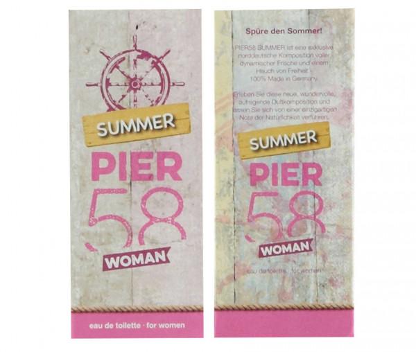 Damenduft PIER 58 Summer EdT