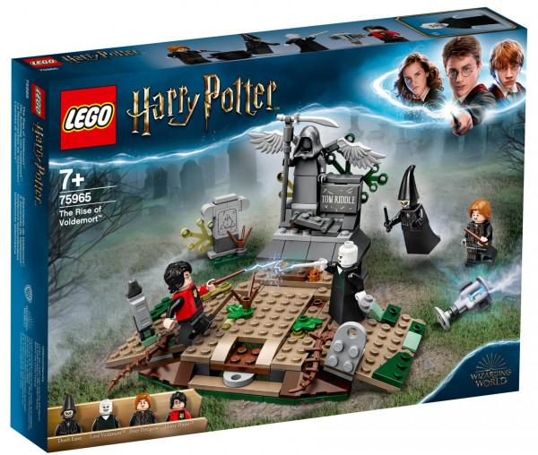 75965 LEGO® Harry Potter™ Der Aufstieg von Voldemort™