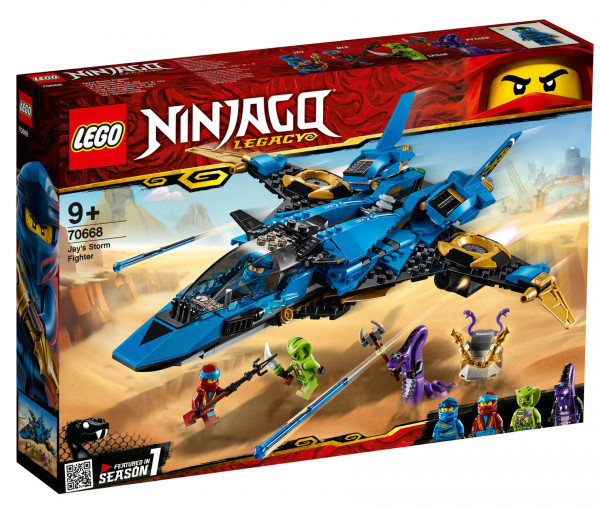 70668 LEGO® NINJAGO® Jays Donner-Jet