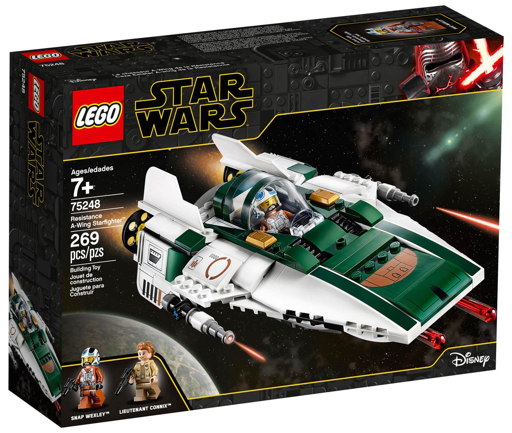 75248 LEGO® Star Wars™ Widerstands A-Wing Starfighter™