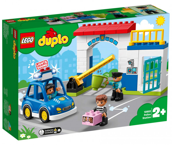 10902 LEGO® DUPLO® Polizeistation