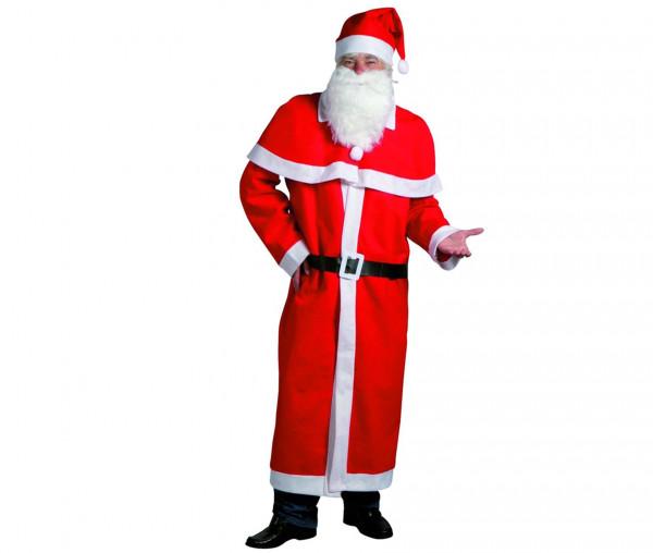 Idena Weihnachtsmannkostüm