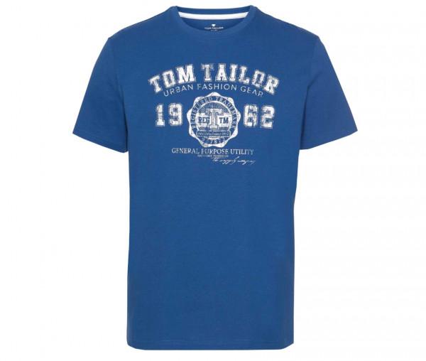 Tom Tailor Herren Logo T Shirt