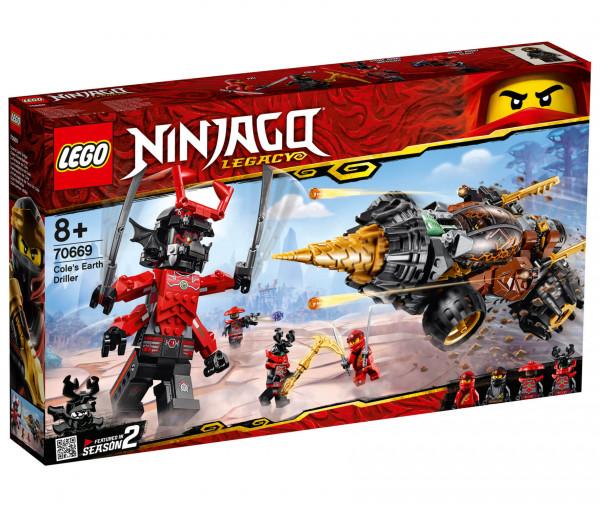 70669 LEGO® NINJAGO® Coles Powerbohrer