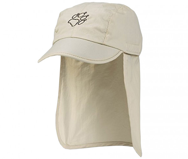 Jack Wolfskin Kids SUPPLEX SUN CAP
