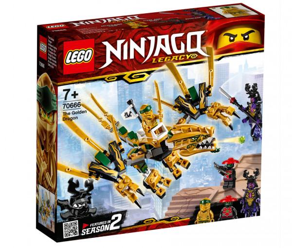 70666 LEGO® NINJAGO® Goldener Drache
