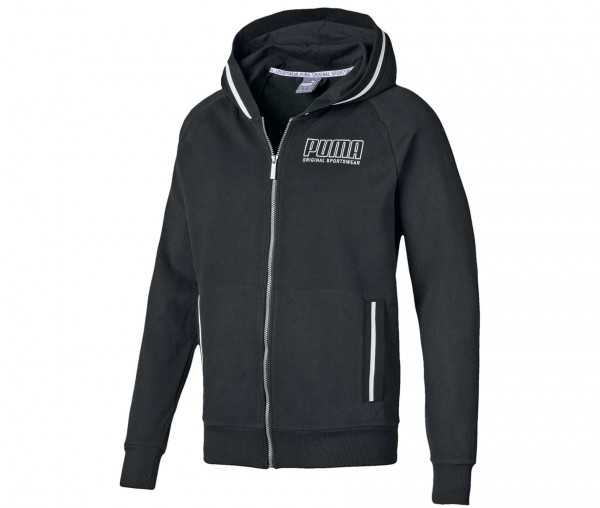 Puma Herren Athletics Hooded TR Sweatjacke