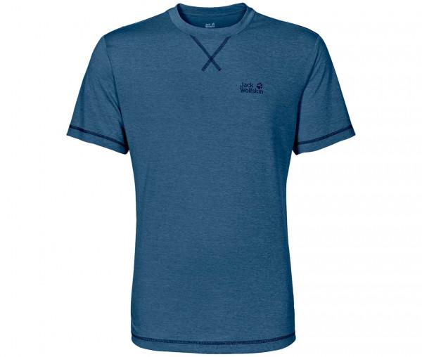 Jack Wolfskin Herren T-Shirt Crosstrail