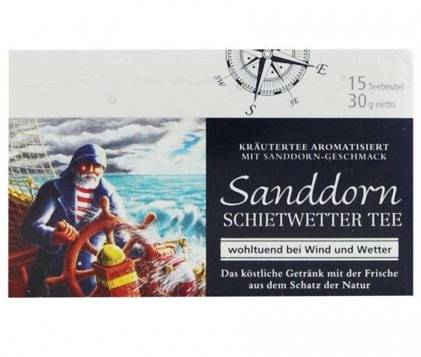 Avita Sanddorn Schietwetter Tee Aufgussbeutel