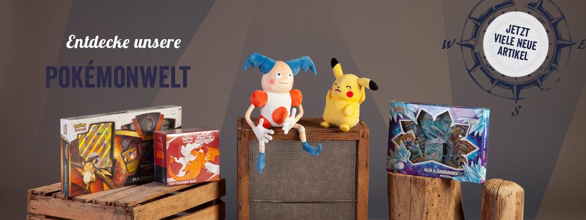 Pokémon online günstig Kaufen