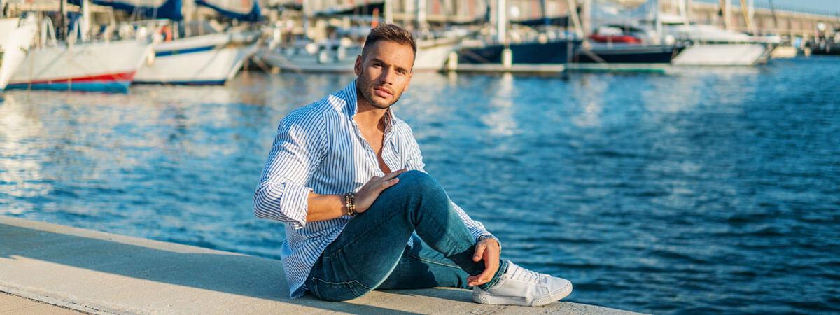 Jeans, Hosen & Bermudas