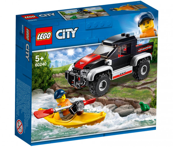 60240 LEGO® City Kajak-Abenteuer