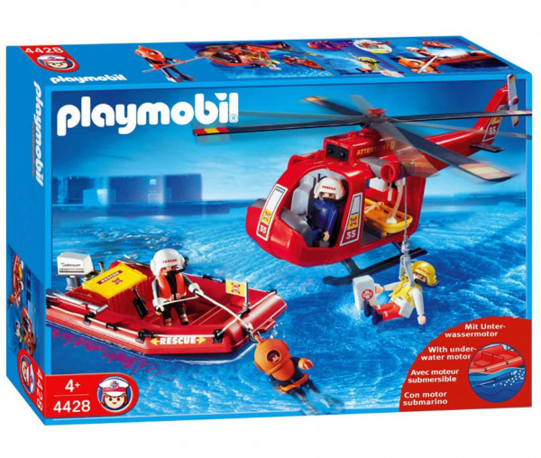 Playmobil 4428 - SOS-Helikopter
