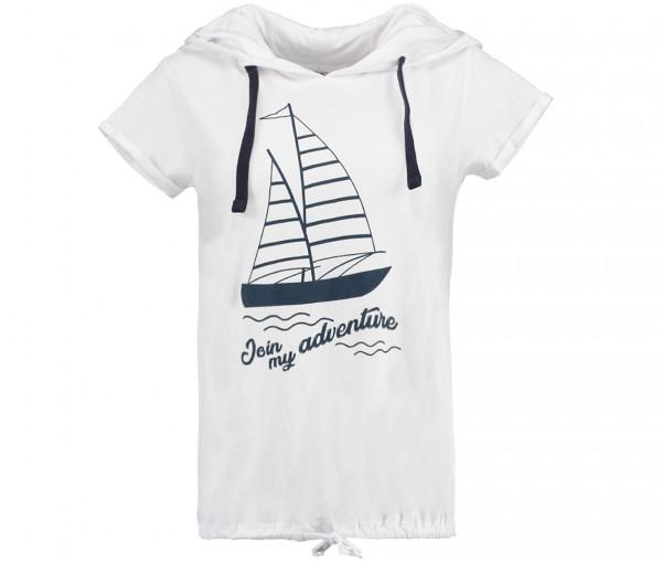Sublevel Damen T-Shirt Segelboot