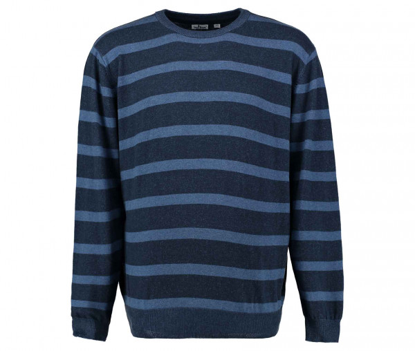 Tony Brown Herren Feinstrick-Pullover