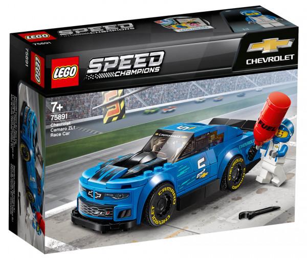 75891 LEGO® Speed Champions Rennwagen Chevrolet Camaro ZL1