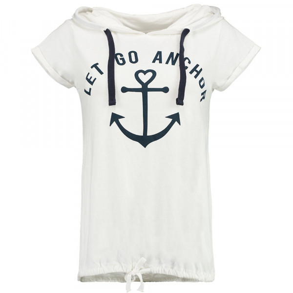 Sublevel Damen T-Shirt Anchor