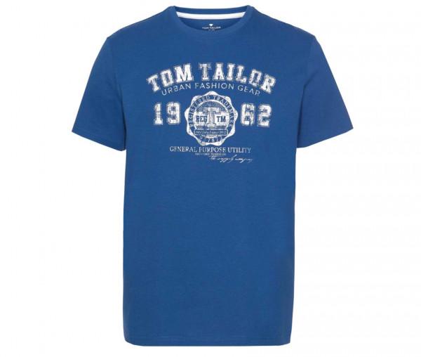 Tom Tailor Herren T-Shirt in Übergröße