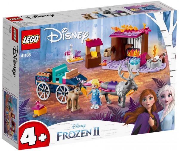 41166 LEGO® Disney™ Elsa und die Rentierkutsche