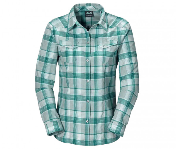 "Jack Wolfskin Damen Bluse ""Seal River Shirt Woman"""