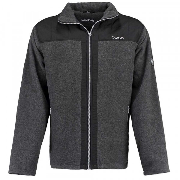 Tony Brown Herren Fleecejacke