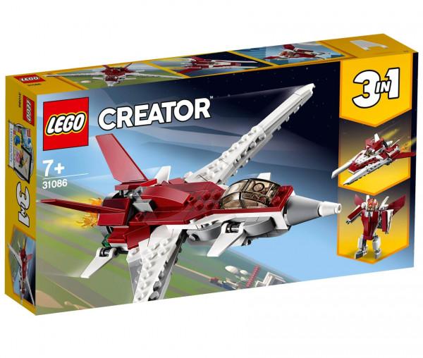 31086 LEGO® Creator Flugzeug der Zukunft