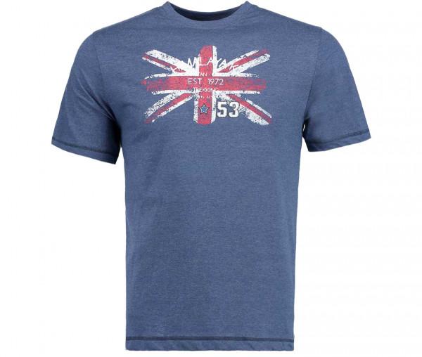 Tony Brown Herren T-Shirt mit Print