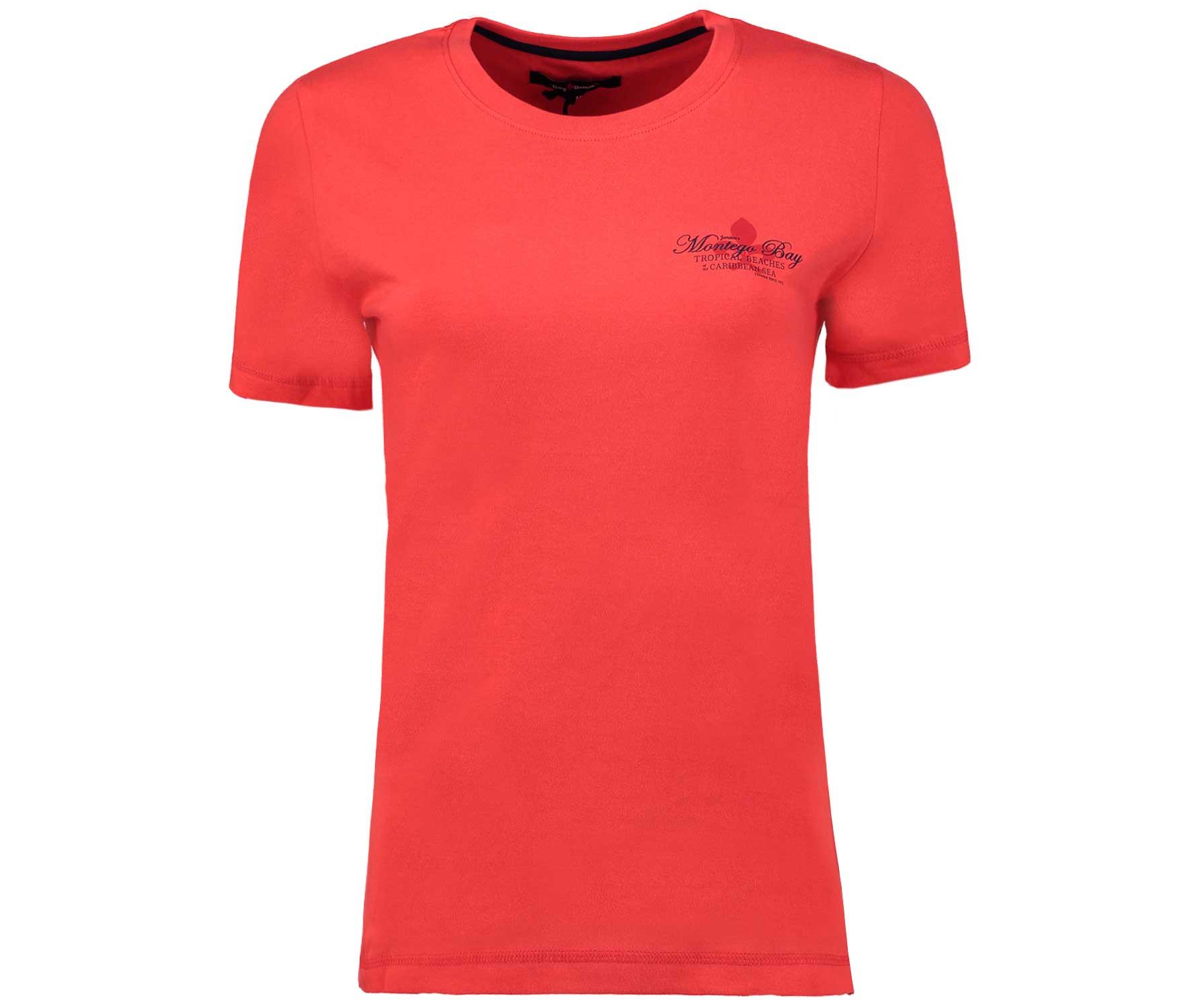 Montego T Shirt mit Rundhalsausschnitt