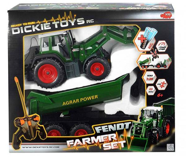 Dickie RC Farmer Set