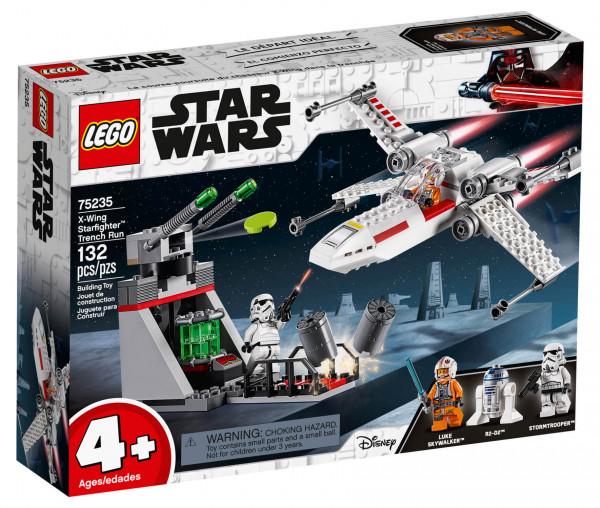 75235 LEGO® Star Wars™ X-Wing Starfighter™ Trench Run