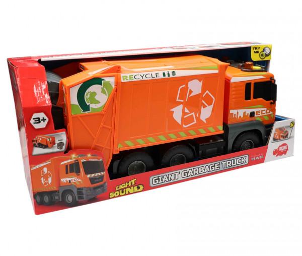 Dickie Toys MAN Müllauto