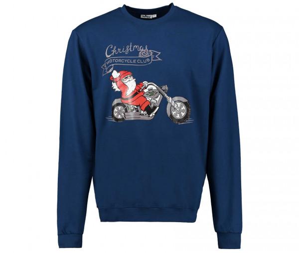 Tony Brown Herren Weihnachts-Sweatshirt