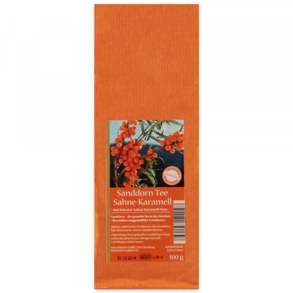Avita Sanddorn Tee Sahne Karamell 100 g