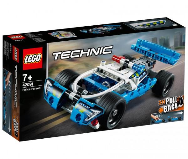 42091 LEGO® Technic Polizei-Verfolgungsjagd