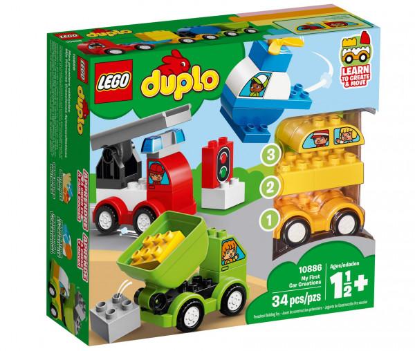 10886 LEGO® DUPLO® Meine ersten Fahrzeuge