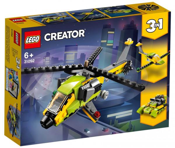 31092 LEGO® Creator Hubschrauber-Abenteuer