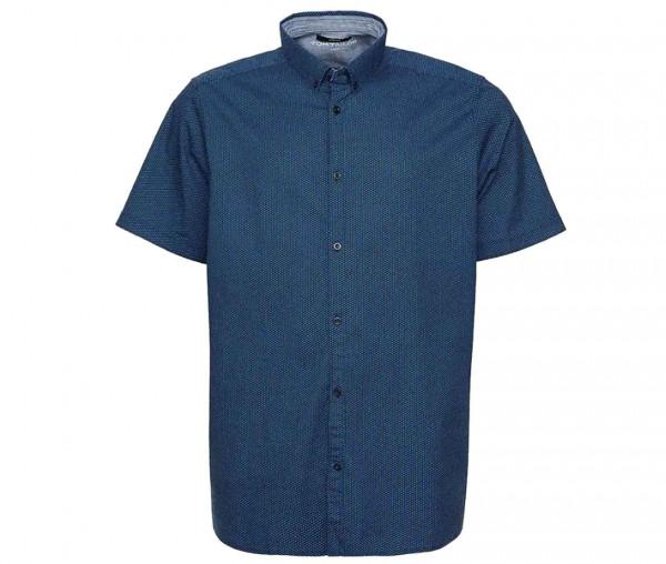 Tom Tailor Herren Kurzarm-Hemd