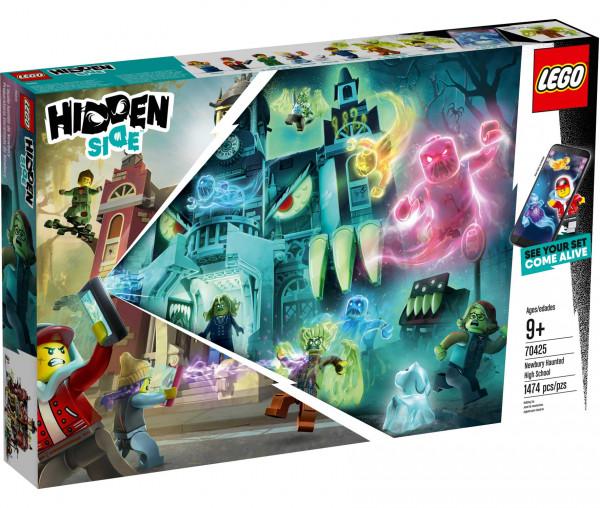 70425 LEGO® Hidden Side™ Newbury´s spukende Schule
