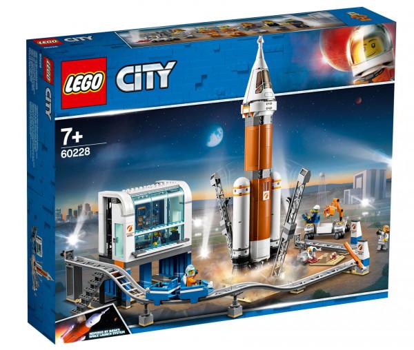 60228 LEGO® City Weltraumrakete mit Kontrollzentrum