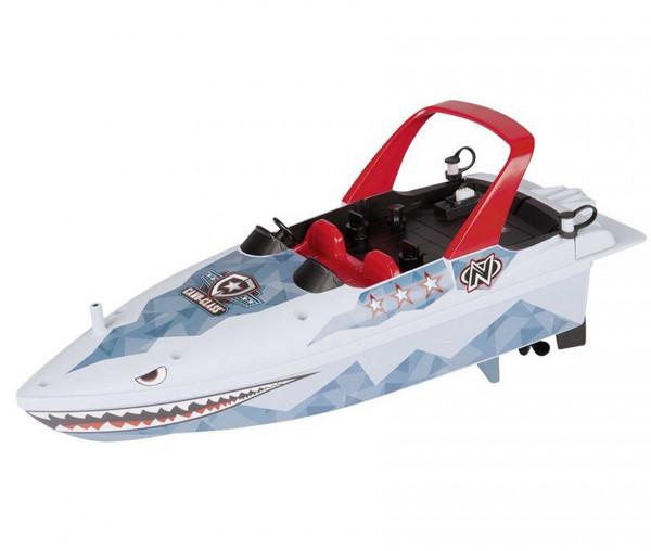 Happy People Nikko CAMO Claas Stealth Boat RC