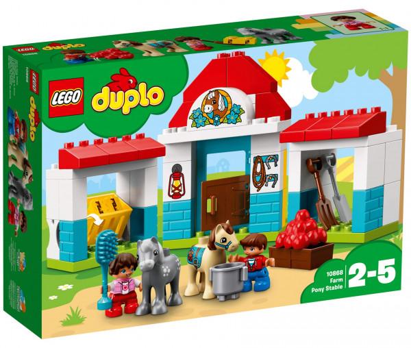 10868 LEGO® DUPLO® Pferdestall