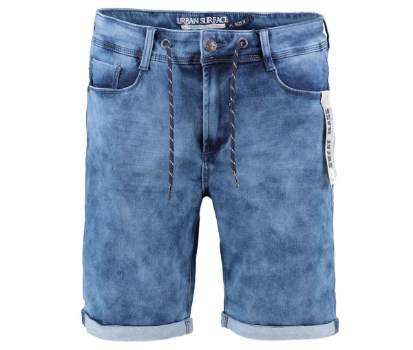 Urban Surface Herren Bermuda Jeans