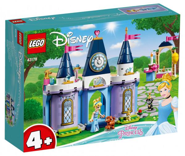43178 LEGO® Disney™ Cinderellas Schlossfest