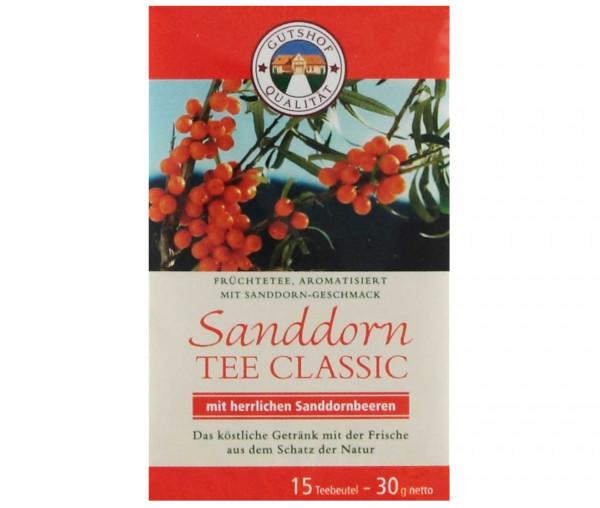 Avita Sanddorn Tee (15 Teebeutel)