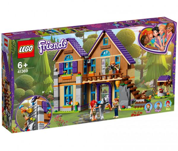 41369 LEGO® Friends Mias Haus mit Pferd